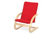 Relax fotel QR-06 RED
